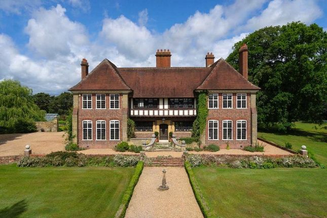 Thumbnail Detached house for sale in Burwash Common, Etchingham, East Sussex