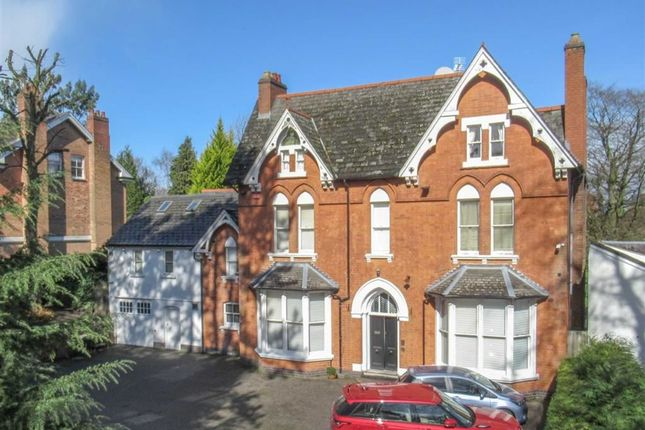 Thumbnail Detached house for sale in Carpenter Road, Edgbaston, Birmingham
