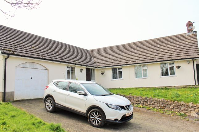 Thumbnail Detached house for sale in The Orchard, Lieson, Llanrhidian