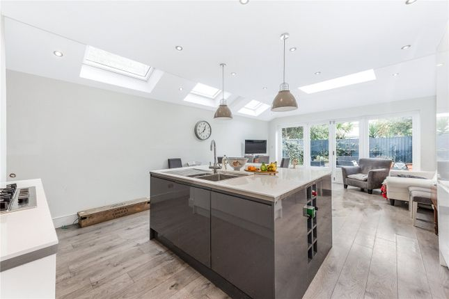 Thumbnail Property to rent in Penwortham Road, London