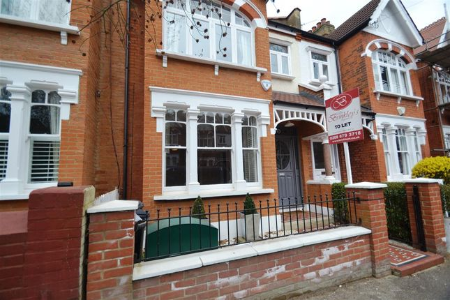 Thumbnail Terraced house to rent in Stroud Road, London