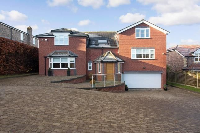 Thumbnail Detached house for sale in Whinfell Road, Darras Hall, Northumberland
