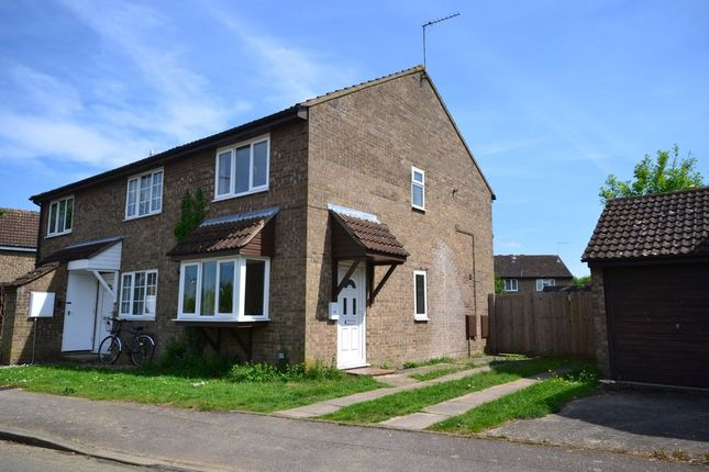 Thumbnail Semi-detached house to rent in Mulberry Way, Ely