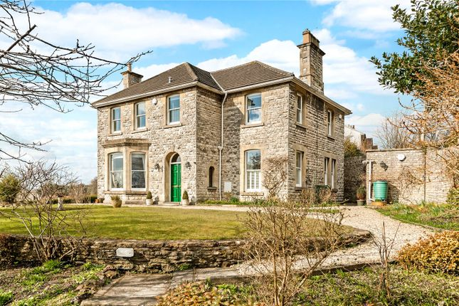 Thumbnail Detached house for sale in Bristol Road, Radstock, Somerset