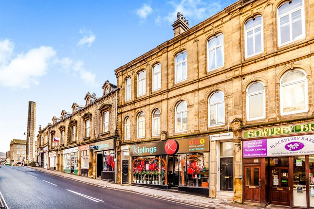 Thumbnail Flat for sale in Regent Parade, Wharf Street, Sowerby Bridge