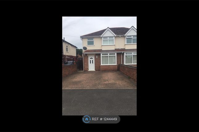 3 bed semi-detached house to rent in Grasmere Crescent, Sinfin, Derby DE24