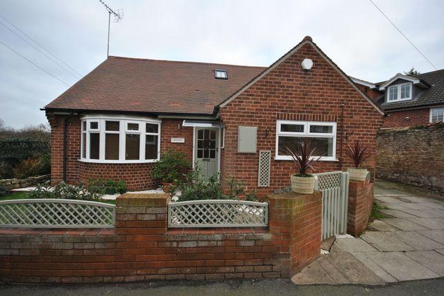 Thumbnail Detached bungalow for sale in Tithes Lane, Tickhill, Doncaster