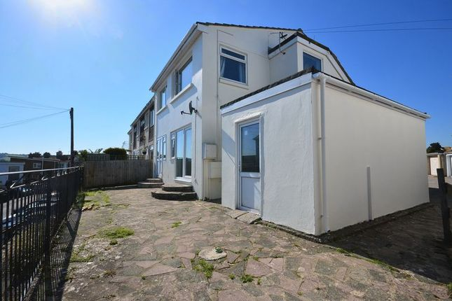 Thumbnail Flat for sale in Harbour View Close, Brixham