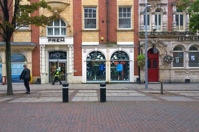Thumbnail Retail premises to let in 73 - 75 Jameson Street, Hull, East Yorkshire