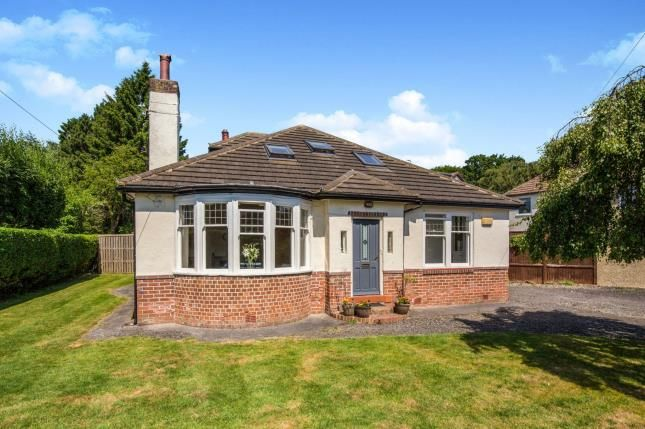 Thumbnail Bungalow for sale in St. Catherines Road, Harrogate, North Yorkshire