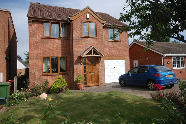 4 bed detached house for sale in Westland Road, Westwoodside, Doncaster