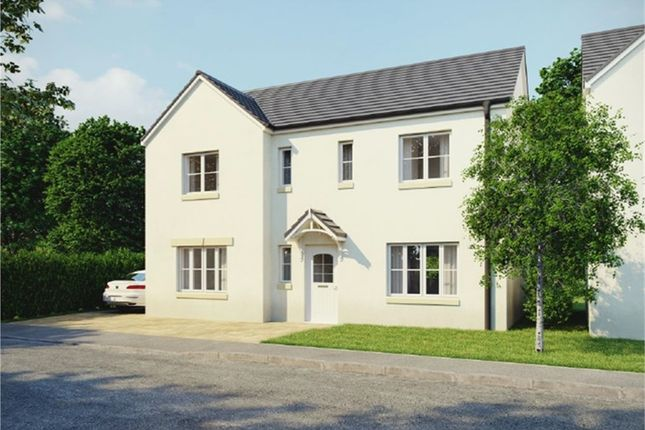 Thumbnail Detached house for sale in Plot 23, Jubilee Drive, Kelso, Scottish Borders