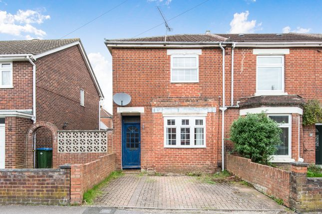 Thumbnail End terrace house for sale in Henry Road, Southampton