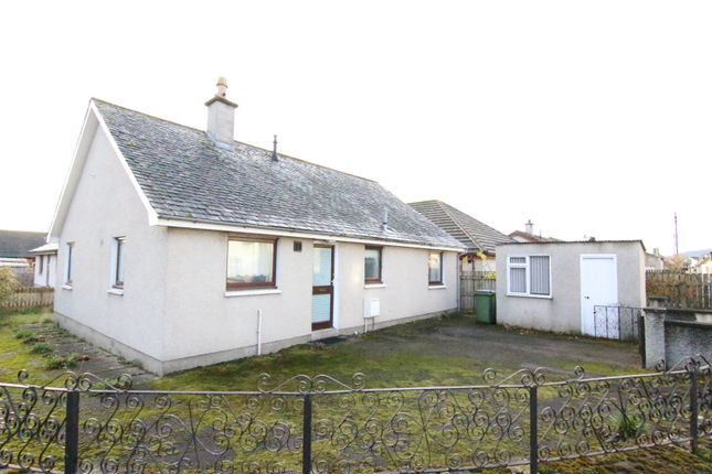 Thumbnail Detached bungalow for sale in Averon Road, Alness