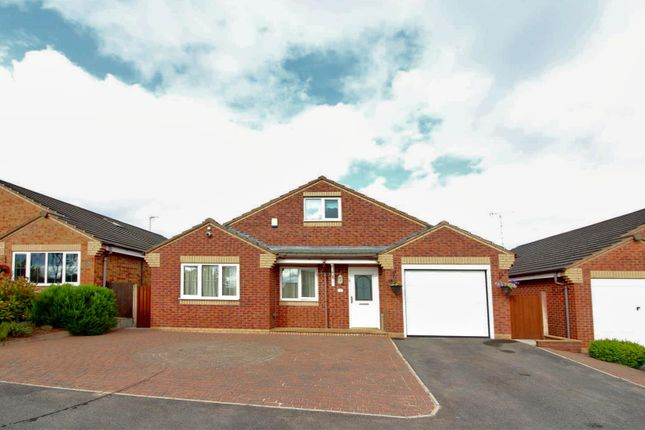 Thumbnail Detached bungalow for sale in Havensfield Drive, Tean, Stoke-On-Trent