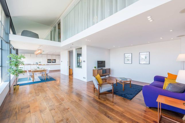 Thumbnail Flat for sale in Chiswick Green Studios, Chiswick