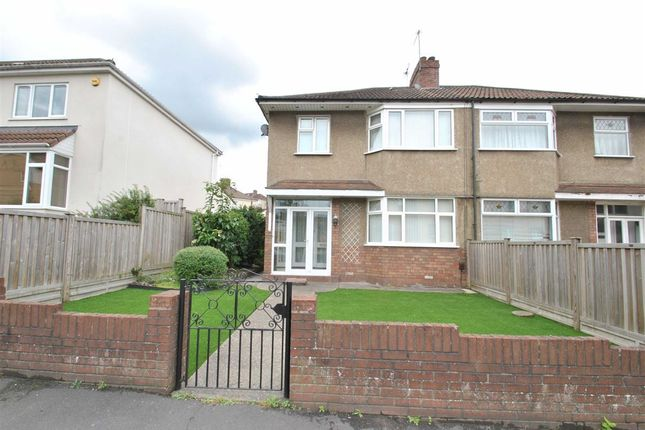 3 bed semi-detached house for sale in Wootton Road, St Annes, Bristol
