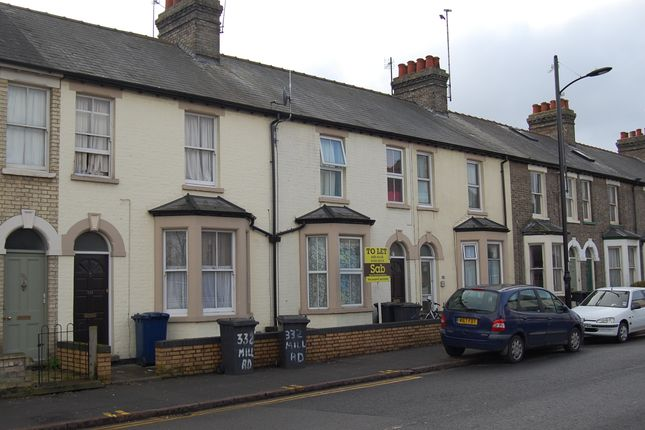Thumbnail Room to rent in Mill Road, Cambridge
