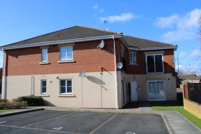 Thumbnail Flat for sale in Finchlay Court, Middlesbrough