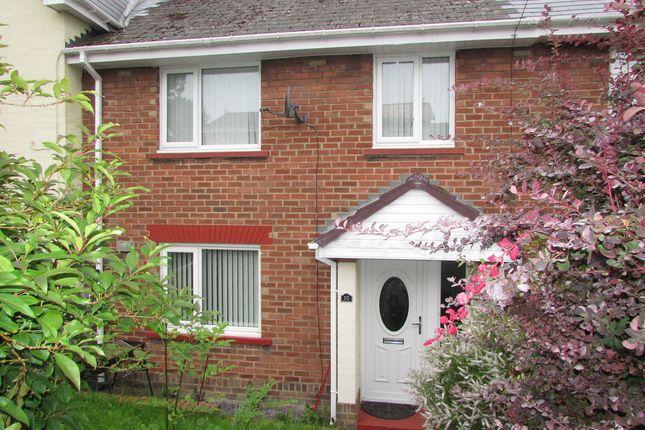 Thumbnail Terraced house to rent in York Road, Blackhill, Consett