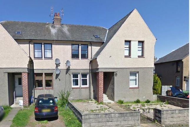 Thumbnail Flat to rent in Dryburgh Avenue, Denny