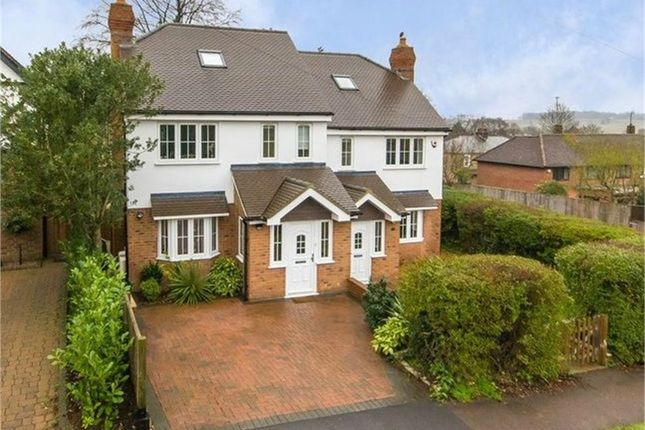 Thumbnail Semi-detached house to rent in Jameson Road, Harpenden, Hertfordshire