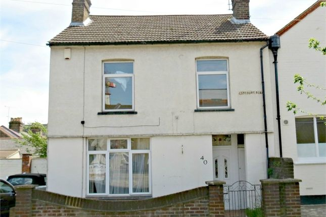 Thumbnail End terrace house for sale in Estcourt Road, Watford, Hertfordshire