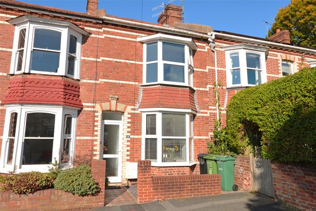 Thumbnail Terraced house to rent in College Avenue, St. Leonards, Exeter