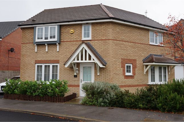 Thumbnail Detached house for sale in Moorhouse Drive, Thurcroft, Rotherham