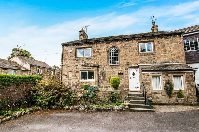 Thumbnail Detached house for sale in Tan House Farm Bradford Road, Cottingley Bridge, Bingley