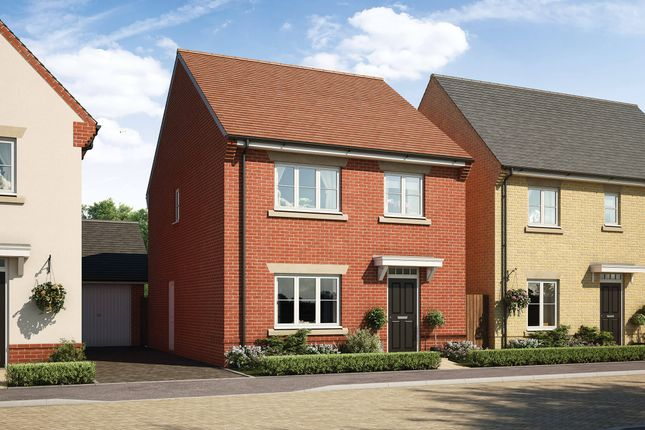 Thumbnail Detached house for sale in Queen's Avenue, Aldershot, Hampshire