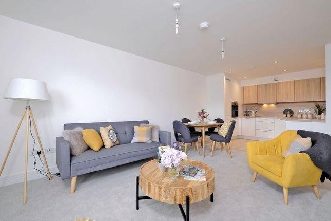 "1 bedroom flat for sale in ""Kirkhill"" at Bucksburn, Aberdeen"