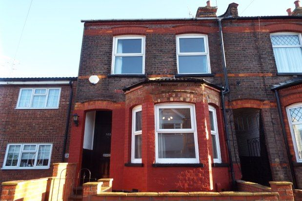 Thumbnail End terrace house to rent in Tennyson Road, Luton