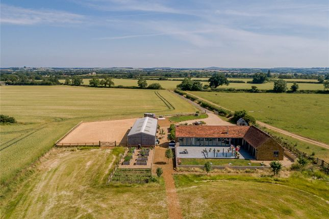 Thumbnail Detached house for sale in Northend, Southam, Warwickshire