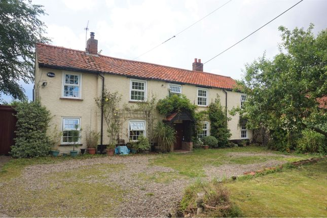 Thumbnail Detached house for sale in 43 The Street, Sporle, King's Lynn
