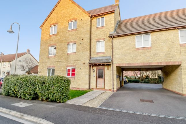 Thumbnail Flat for sale in Jubilee Way, St. Georges, Weston-Super-Mare, North Somerset