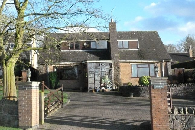 Thumbnail Detached bungalow for sale in Frolesworth Road, Ullesthorpe, Lutterworth