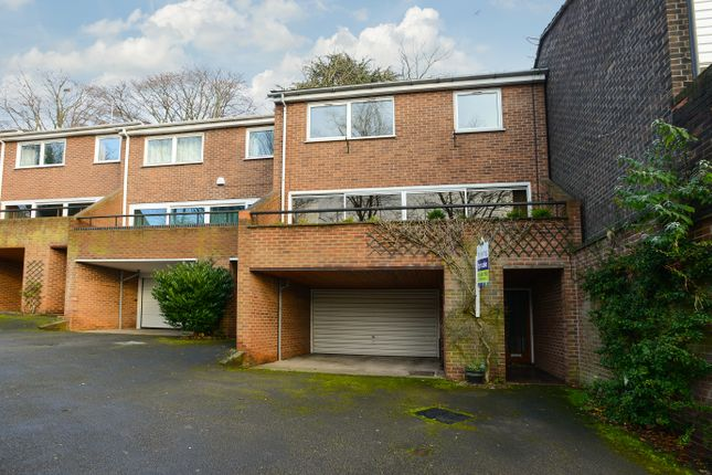 Thumbnail Town house for sale in Tennis Drive, Nottingham