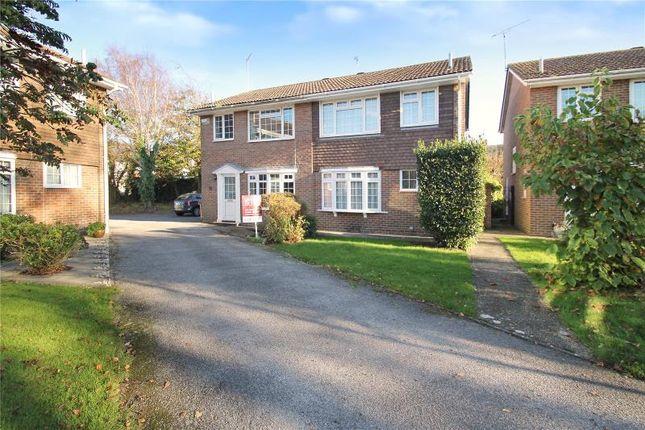 Thumbnail Semi-detached house for sale in Fincham Close, East Preston, Littlehampton