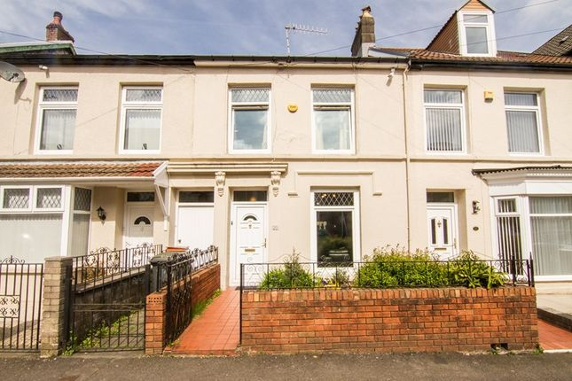 Thumbnail Terraced house for sale in Clifton Street, Aberdare