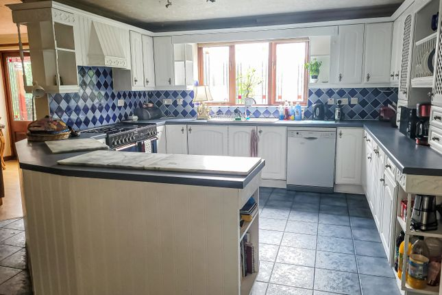 Thumbnail Detached house for sale in Myrtle Lane, Pen Y Maes, Holywell, Cheshire