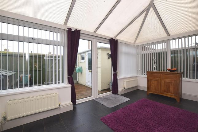 Thumbnail Terraced house for sale in Elm Road, Aylesham, Canterbury, Kent