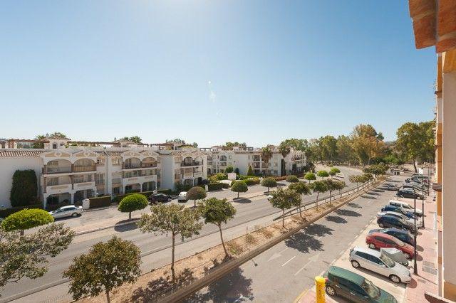 Parking of Spain, Málaga, Mijas, Mijas Golf
