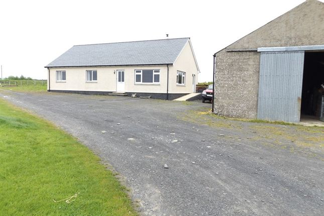 Thumbnail Detached bungalow for sale in Lyth, Wick