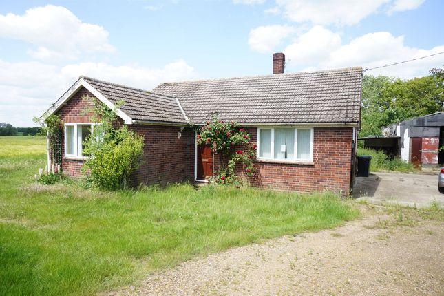 Thumbnail Land for sale in Field Lane, Hempnall, Norwich
