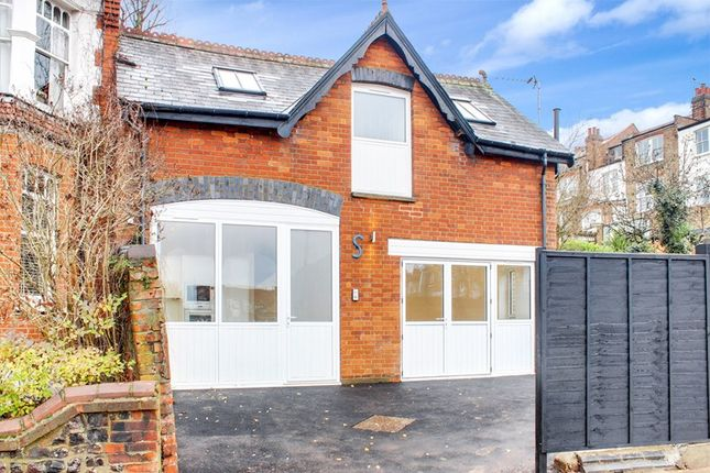 Thumbnail Cottage for sale in Rosebery Road, London