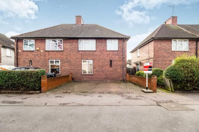 Thumbnail Semi-detached house for sale in Dagenham, Essex, United Kingdom