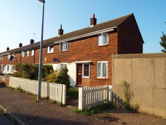 Thumbnail End terrace house for sale in Cambridge, Cambridgeshire