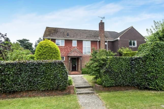 Thumbnail Detached house for sale in Guildford, 27 Merrow Croft