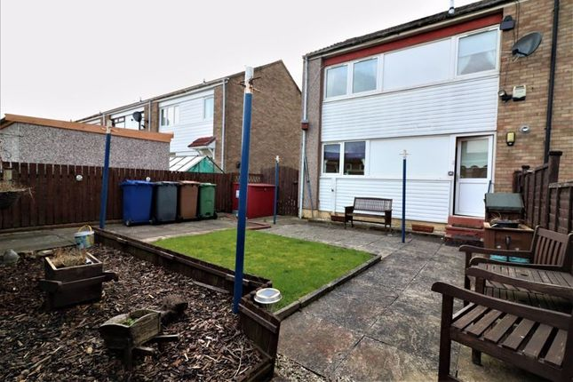 Rear Garden of Priory Avenue, Paisley PA3